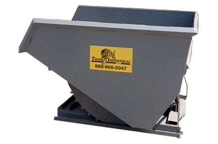 Tiger Industrial Hoppers