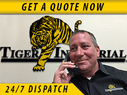 Contact Tiger Industrial Rentals