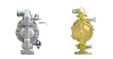 "2"" & 3"" Air Diaphragm Pump"