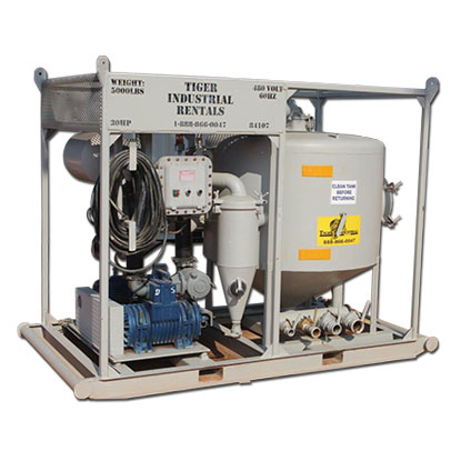 Tiger Industrial Rentals An Upstream Midstream And